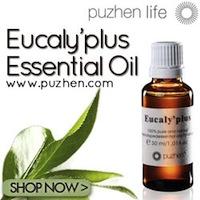 Puzhen Essential Oil Eucalyplus