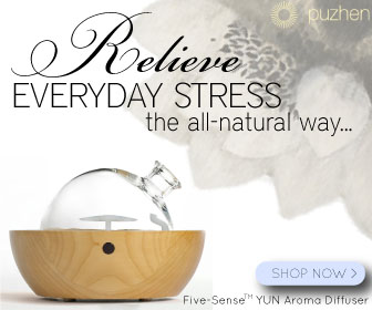 Puzhen essential oil diffuser